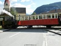 Achenseebahn in Jennbach
