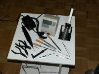 Werkzeug für Elektronikarbeiten