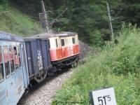 1099 auf der Mariazellerbahn am Ende des Pielachtals