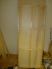 Unterbau / Rahmen - fertiges Element